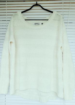 Яркий свитер бренда only