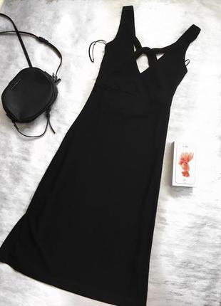 Актуальное платье шикарное