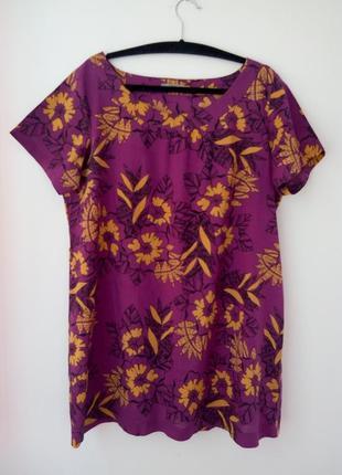 Скидка!скидка!скидка! летние платье, туника marks & spenser, 50,52 р.