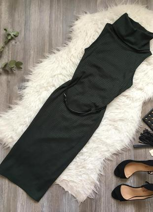 Платье в рубчик от forever 21
