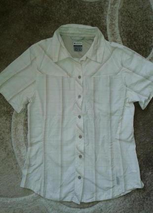 Отличная рубашка от columbia titanium есть в размерах xs и s