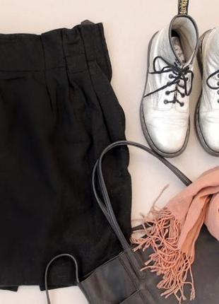 Шерстяная юбка h&m