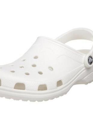 Кроксы crocs unisex beach clog