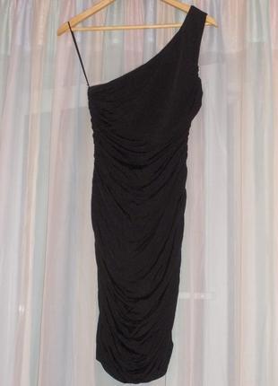 Облегающее платье от h&m