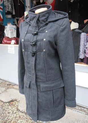 Стильное пальто Парка . кашемир