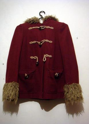 Супер пальто дафлкот