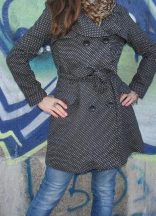 Яркое пальто от tally weijl