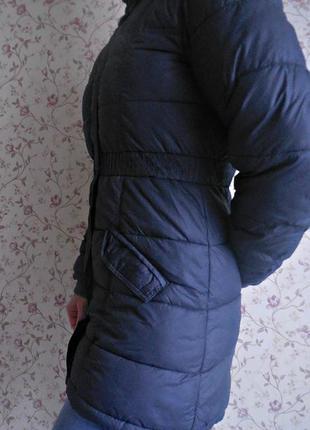 Зимнее пальто курточка