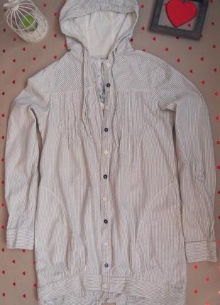 Чудесная рубашка туника river island