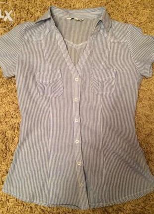 Блузка - рубашка tally weijl