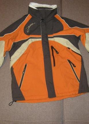 Утепленная сноубордическая куртка