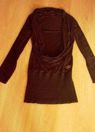 Платье--туника