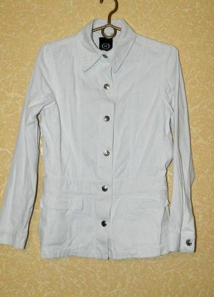 Белый пиджак marani