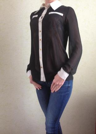 Стильная блуза рубашка lamoda