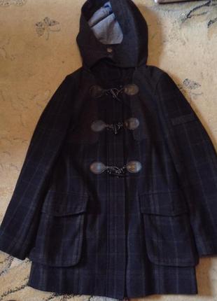 Расспродажа только два дня цена 200 грн пальто дафлкот zara