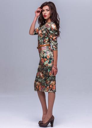 Красивое платье для элегантной девушки
