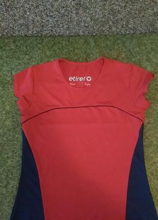 Спортивная футболка etirel