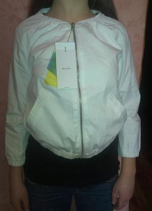 Куртка-ветровка bershka