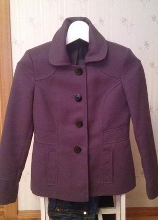 Пиджак (укороченное пальто) marks&spencer