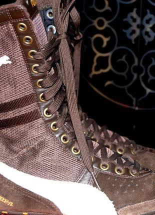 Puma-спортивные ботиночки
