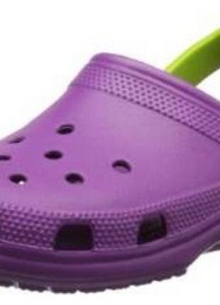 Кроксы crocs unisex classic clog 10w us - стелька 26,3см