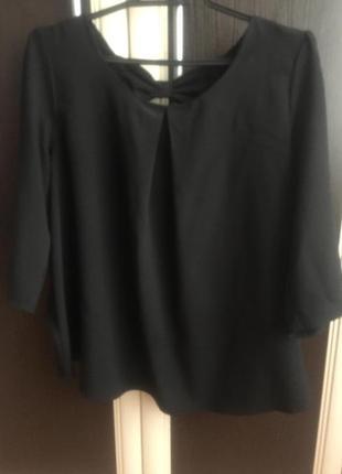 Блуза блузка шифон