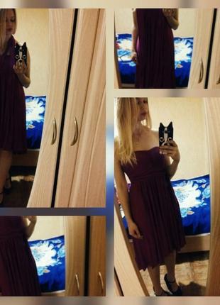Платье миди, платье трансформер