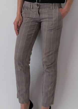 Повседневные брюки в клетку от promod