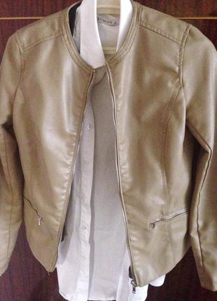 Новая курточка pull&bear