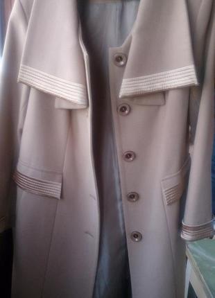 Пальто женское, пальто классическое, женское кашемировое пальто