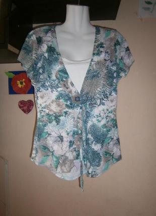 Новая блуза marks&spencer 48-50 размер