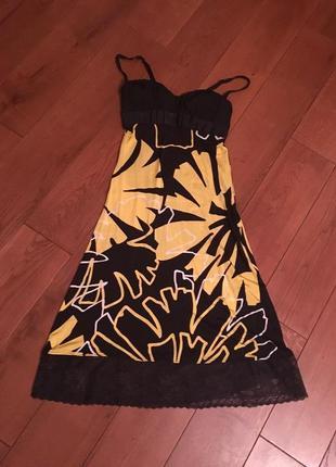 Платье s.