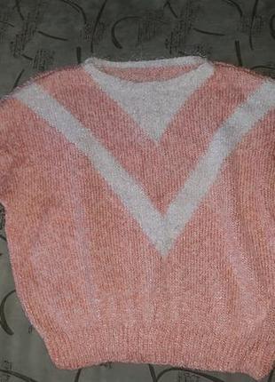 Супер свитер кварц.травка свитер. пуловер