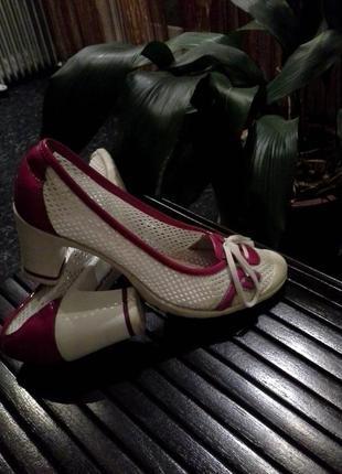 Оригинал! итальянские туфельки-кеды fornarina