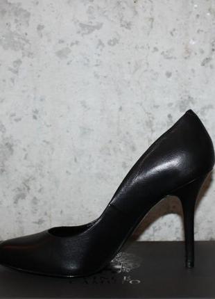 Кожаные туфли vince сamuto