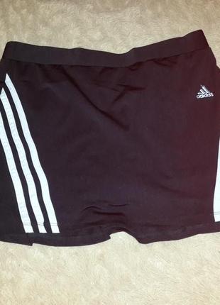 Спортивная юбка-шорты