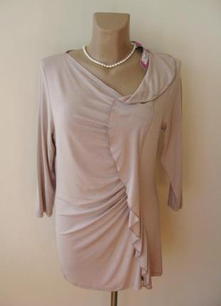 Новое стильное платье marks&spencer вискоза m 48-50 a56n