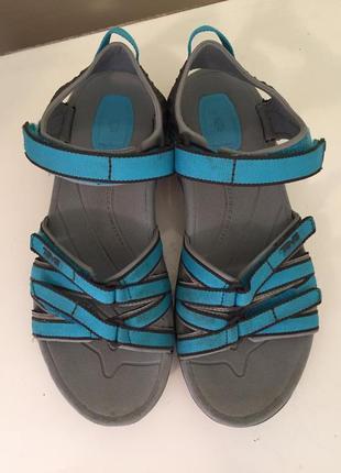 Спортивные сандали teva adidas