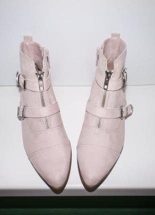 Ботинки m&s limited collection, р. 36,5-37. фото на ноге нет!!!!!!!!!