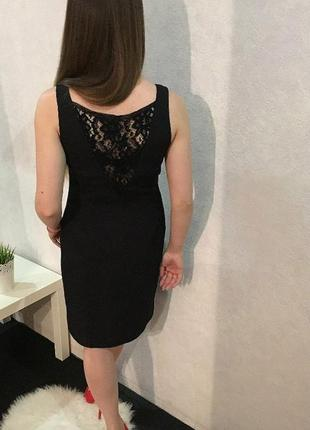 Платье(плаття)чорное
