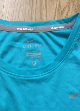 Новая футболка для спорта nike с этикетками 10-12рр2