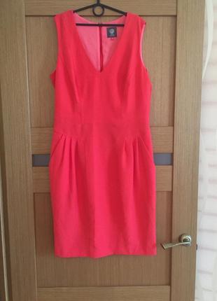 Нарядное платье vince camuto