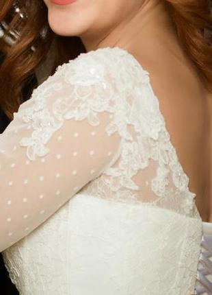 Весільне плаття від оксани мухи patricia