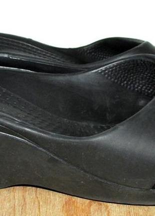 Crocs шлёпки