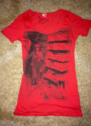Фирменная футболка puma(original)