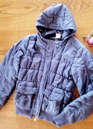 Тёплая куртка adidas