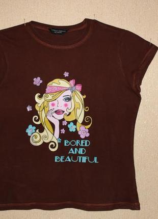 Стильная футболка dorothy perkins