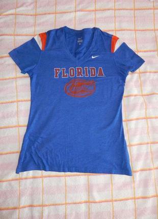 Крутая футболка nike florida