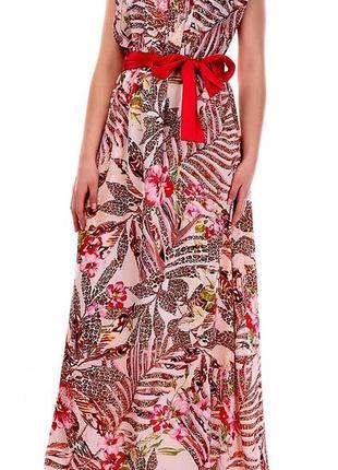 Платье в пол mango ,раз м,производство марокко- 850