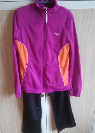 Спортивний костюм puma розмір s(фото можу на вайбер скинути- дуже класний)